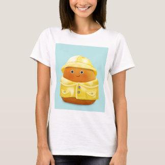 T-shirt Rubis d'imperméable