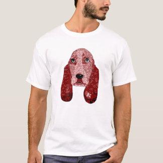 T-shirt Rubis en rouge