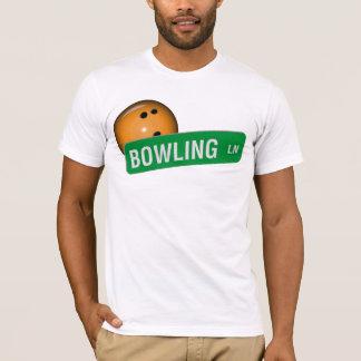 T-shirt Ruelle de bowling