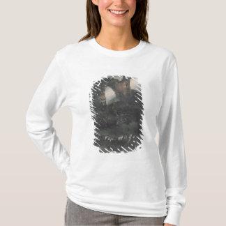 T-shirt Ruines à Groz-Nez, au Jersey, ou à la voûte