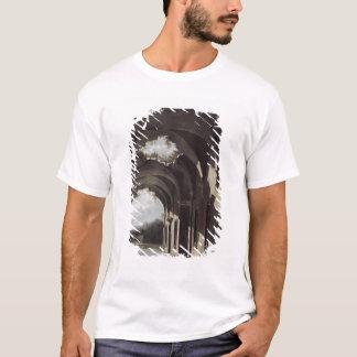 T-shirt Ruines dans un paysage, c.1646-47