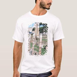 T-shirt Ruines du temple de la roulette et du Pollux,