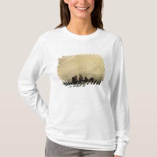 T-shirt Ruines féodales