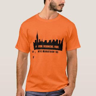 T-shirt Run.Behncke. Courez la pièce en t