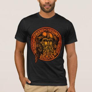 T-shirt Runes d'Odin, arbre de chemise de la vie