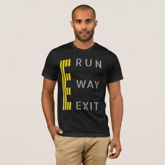 T-shirt Runway sortie