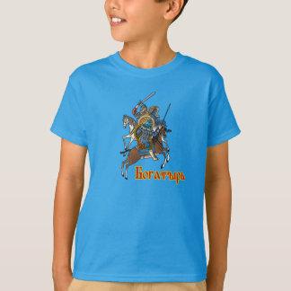 T-shirt Russe médiéval Bogatyr