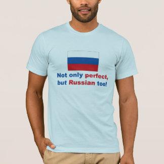T-shirt Russe parfait