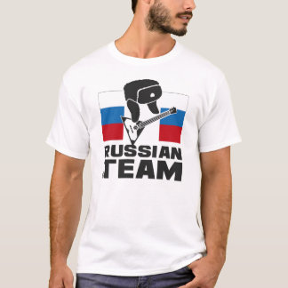 T-SHIRT RUSSIAN TEAM 2