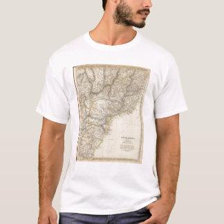 T-shirt S Brésil, Paraguay, Uruguay