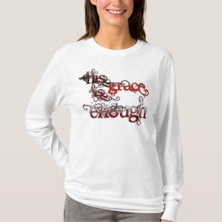 T-shirt Sa grâce est assez de #2