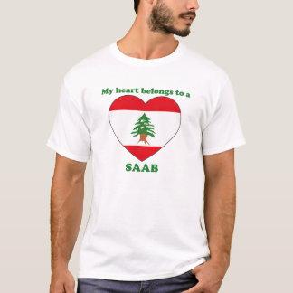 T-shirt Saab