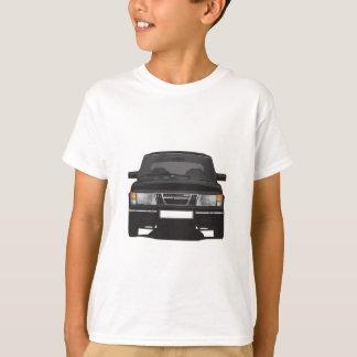 T-shirt Saab 900 turbo (noir)