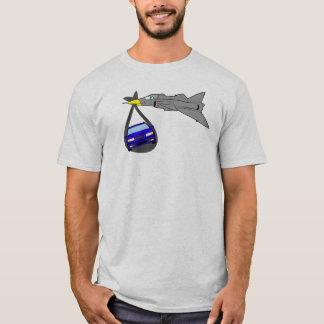 T-shirt SAAB - soutenu des jets