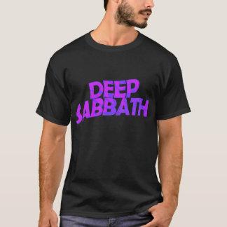 T-shirt Sabbat profond - obscurité