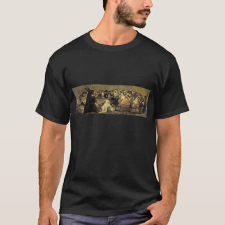 T-shirt Sabbath par Francisco Goya