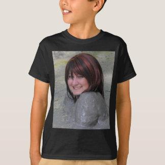 T-shirt Sable mouvant heureux