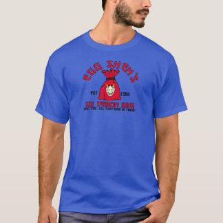 T-shirt sac du démon de shen 6 d'oeufs