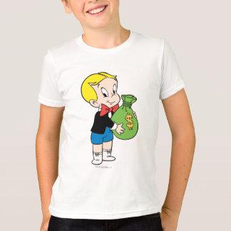 T-shirt Sac riche d'argent de Richie - couleur
