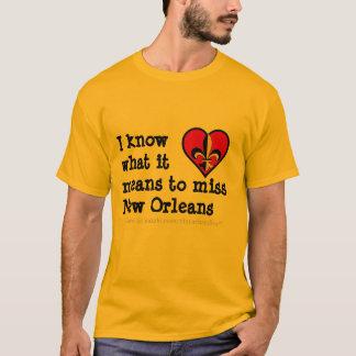 T-shirt Sachez ce que signifie il