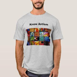 T-shirt Sachez l'autisme