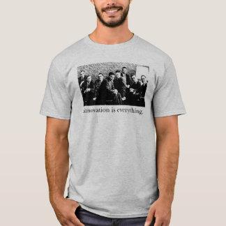 T-shirt Sachez votre histoire : Ils étaient les premiers