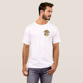 T-shirt sacré de TeamDeosil de bande