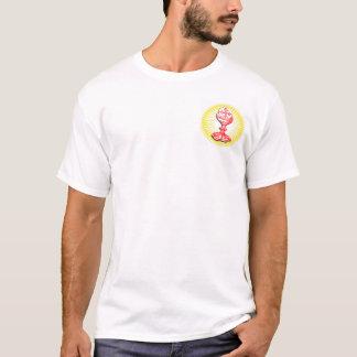 T-shirt Sacrement béni par masse catholique d'eucharistie