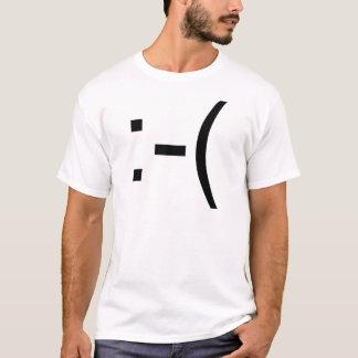 T-shirt sad