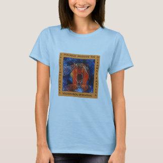 T-shirt Sage-femme dans beaucoup de langues