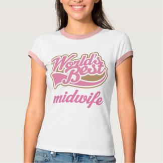 T-shirt Sage-femme mignonne