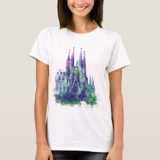T-shirt Sagrada Familia Barcelone