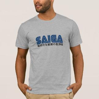 T-shirt Saiga 12 - Japonais tactique de fusil de chasse de