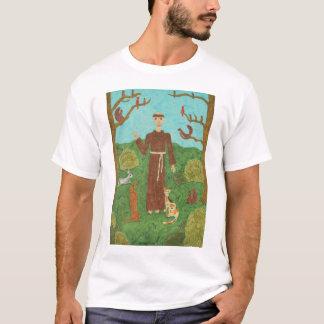 T-shirt Saint Francis d'Assisi