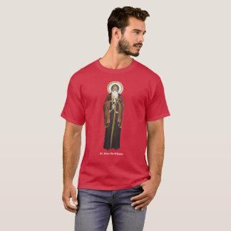 T-shirt Saint Moïse le noir, saint Moïse l'éthiopien