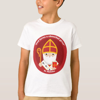 T-shirt Saint-Nicolas