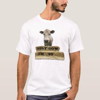 T-shirt SAINT Vache-vous ajoutez l'âge ou quelque chose