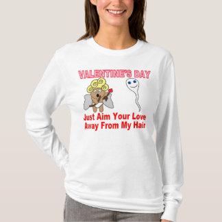 T-shirt Saint-Valentin : Visez votre amour