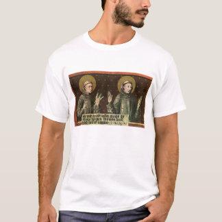 T-shirt Saints Anthony de Padoue et Francis d'Assisi