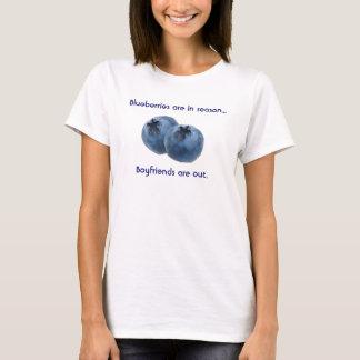 T-shirt Saison de myrtille