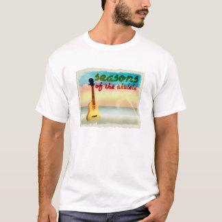 T-shirt Saisons de l'ukulélé