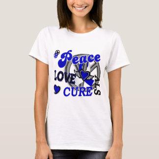 T-shirt SAL du traitement 2 d'amour de paix