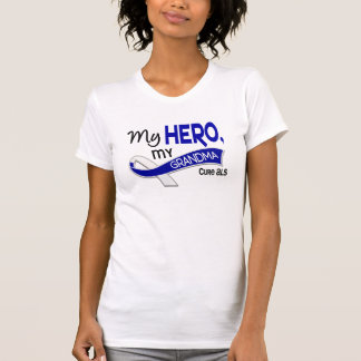 T-shirt SAL ma grand-maman mon héros 42