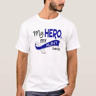 T-shirt SAL ma tante My Hero 42