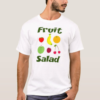 T-shirt Salade de fruits