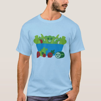 T-shirt Salade mignonne