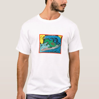 T-shirt Salamandre de Surfin
