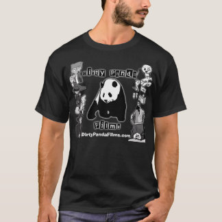 T-shirt sale d'animation de panda