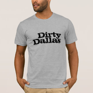 T-shirt sale de Dallas