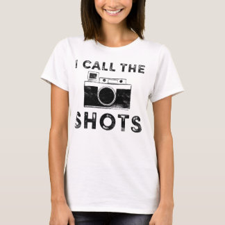 T-shirt Sale j'appelle la conception de photographe de